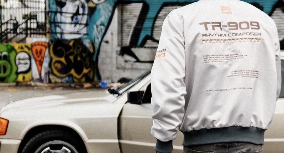 roland 909 jacket